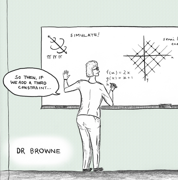Day 16: Dr Browne