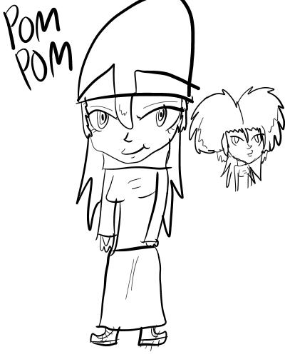 Day 3 Pom-Pom