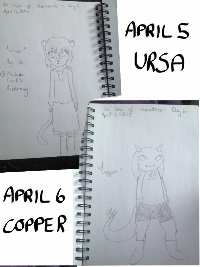 Ursa & Copper