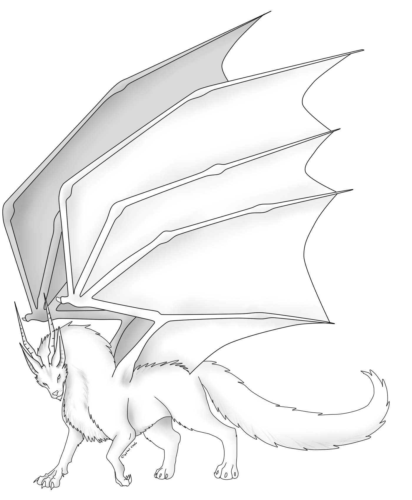 29-Winged wolf