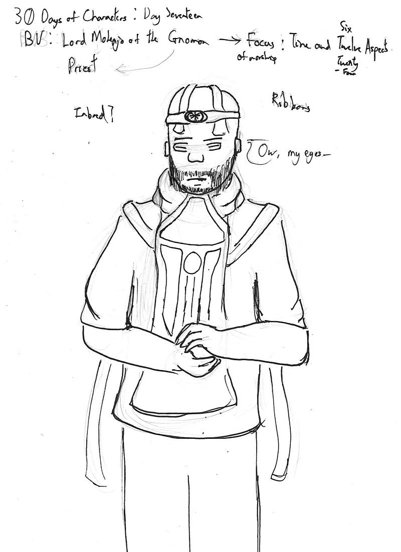 18-Lord Mohenjo of the Gnomon