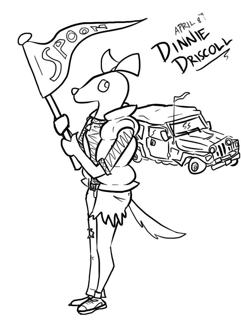 Dinnie Driscoll