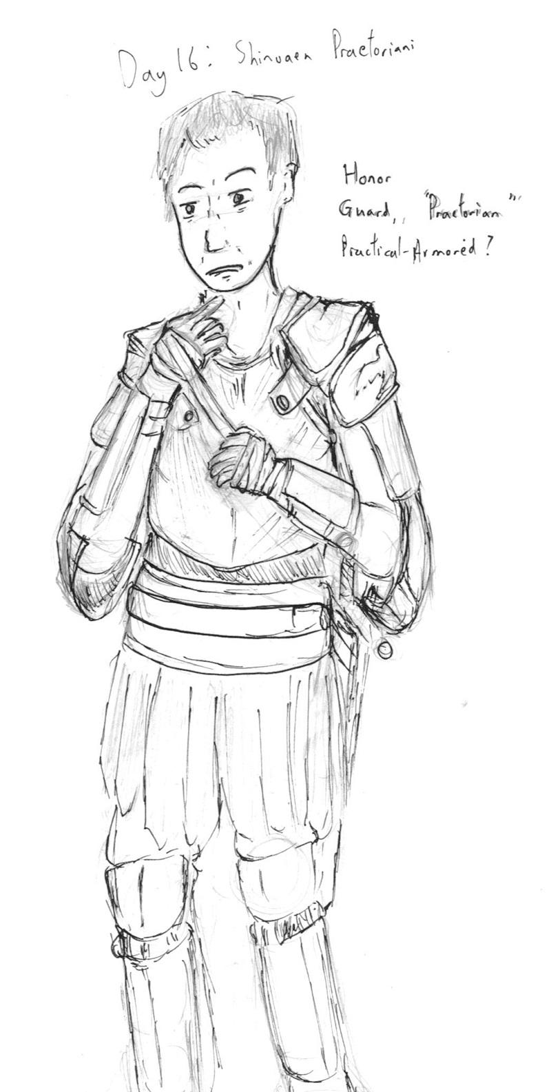16- Shinoaen Praetoriani
