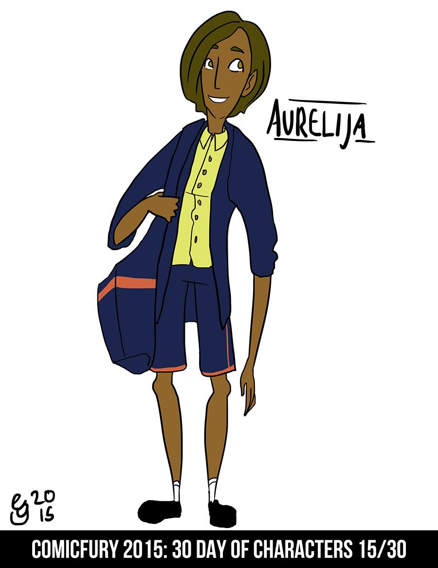Day 15: Aurelija