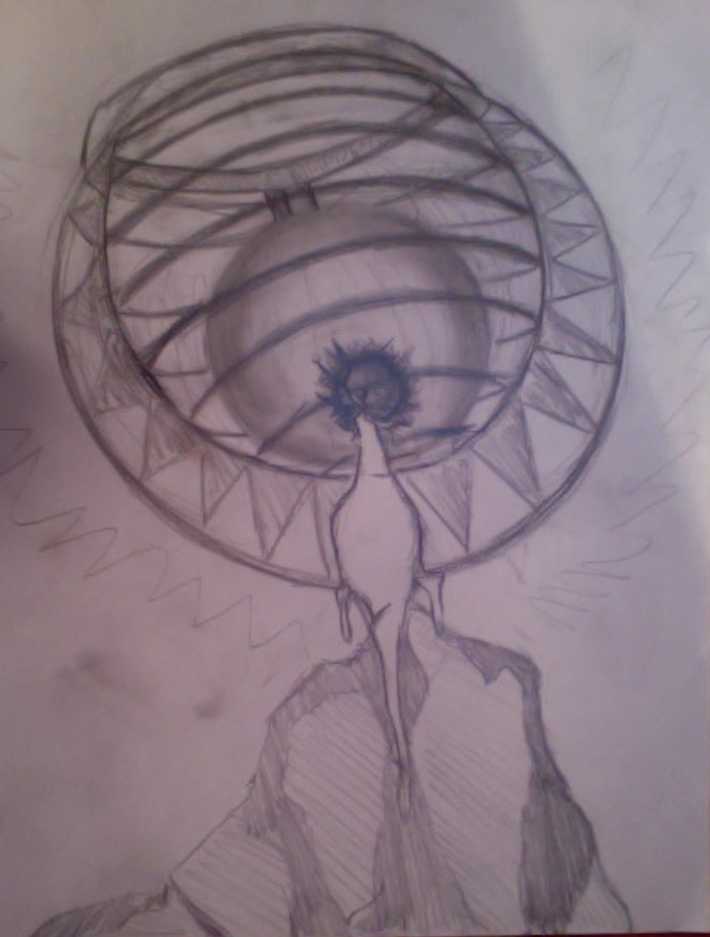 Day 2 - The eye of Inibres