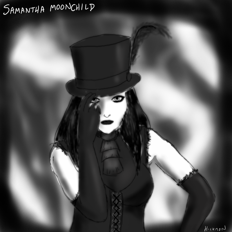 20 April 2015 - Samantha Moonchild