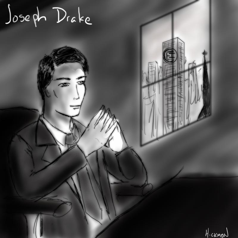21 April 2015 - Joseph Drake