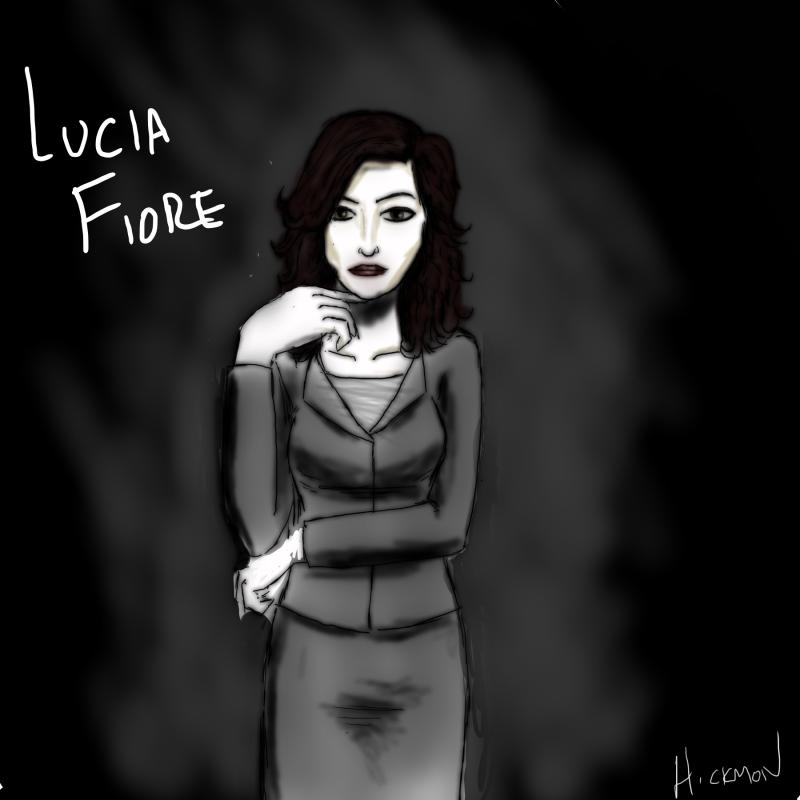 22 April 2015 - Lucia Fiore