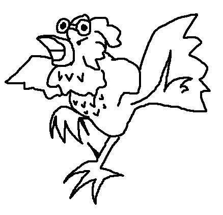 Day 27- Attack Chicken